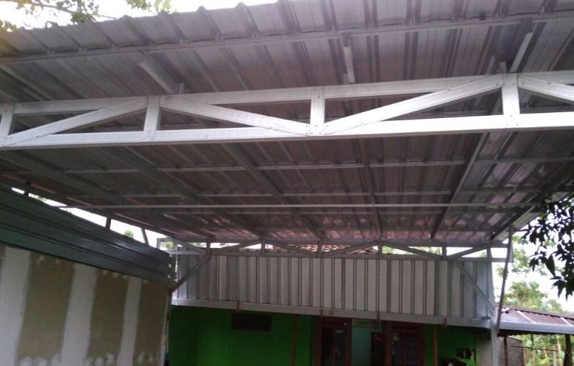 model atap galvalum